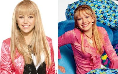 WORLD - CULTURA POP: Hannah Montana sigue los pasos de Lizzie McGuire