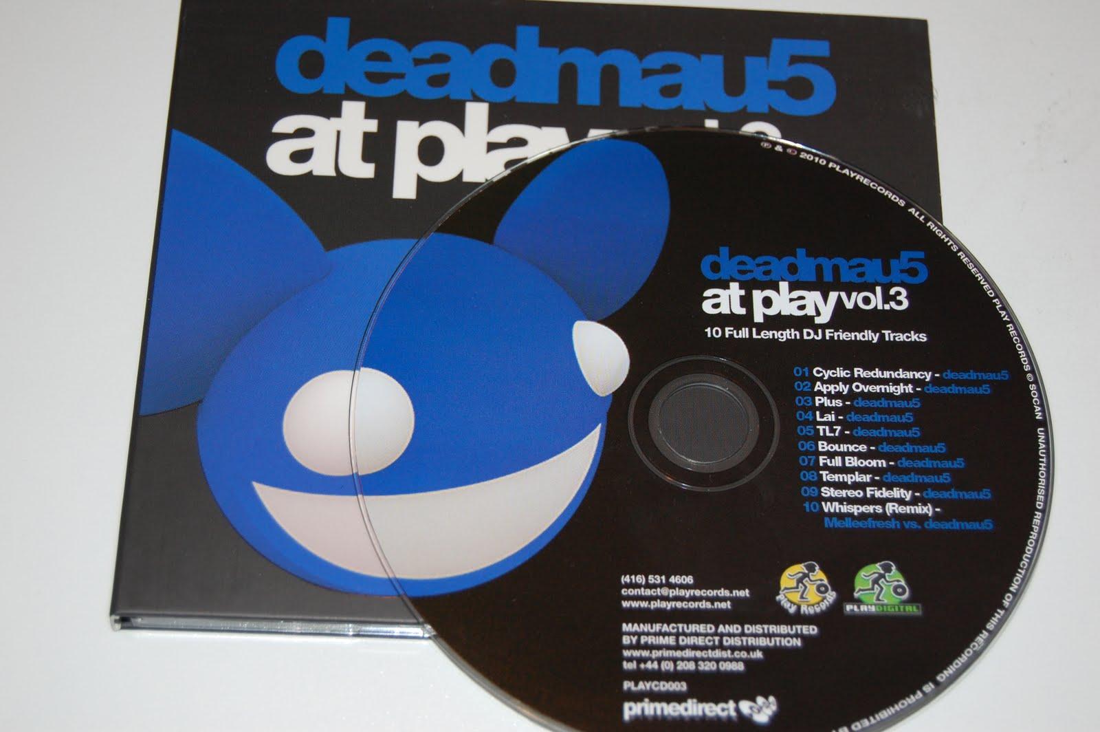 deadmau5 - Full Bloom