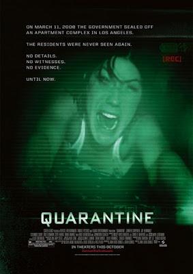 Descargar Quarantine [Cuarentena] [Español] [2008] [1 Link] Quarentined
