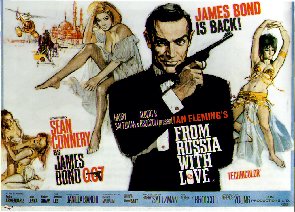 Animoto - From Russia with love