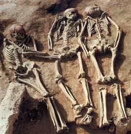 ~~Prehistoria~~ Del carroñeo a la caza organizada Dolni+Vestonice