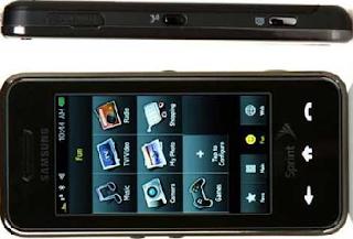 Motorola Touchscreen Phone