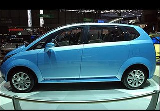Tata Indiva Car