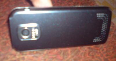 Back Side of Nokia 7210 Supernova