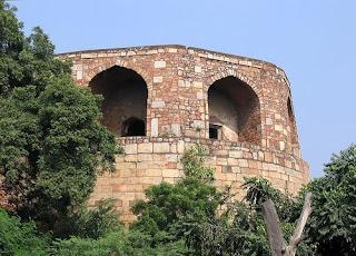 Purana Qila, New delhi