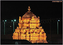 Temple of God Tirupati Balaji