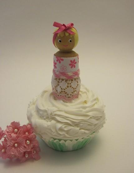 Shabby Chic Alison Cake