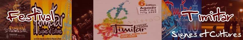 Festival Timitar 2015 Agadir
