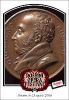 Rossini Festival Poster