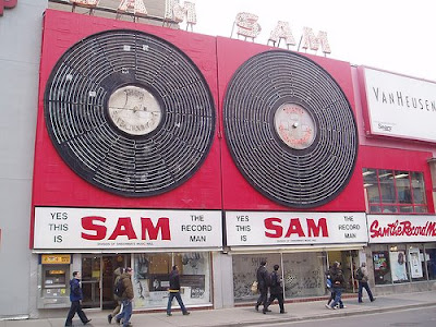 Sam the Record Man - daytime