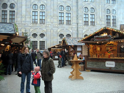 The Residenzmarkt
