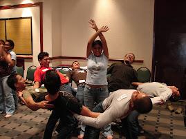 1° reunion nacional de jovenes lideres ddeser