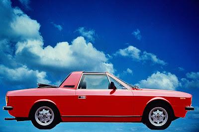 1975 Lancia Beta Spider