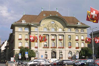 Банки, как часы.Швейцария