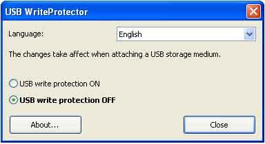 USB Write Protector