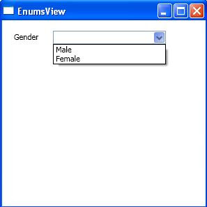Muhammad Shujaat Siddiqi: WPF - Loading Combo Box Items with Enum