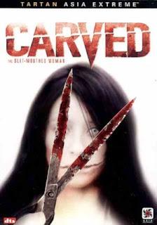 Terror asiatico rmvb calidad DvdRip muchas peliculas Carved_cover