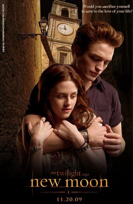 The Twilight Saga New Moon แวมไพร์ทไวไลท์ 2