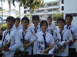 Saxophonists 2009