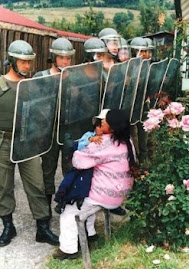Política y represión contra el pueblo mapuche