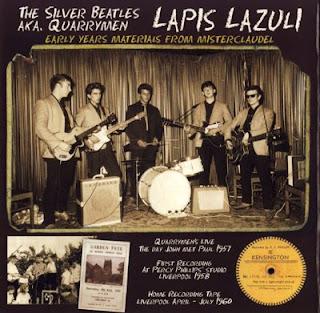 The Silver Beatles AKA Quarrymen LAPIS LAZULI