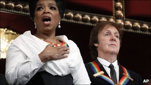 Stars Play Beatles Songs Sir Paul McCartney
