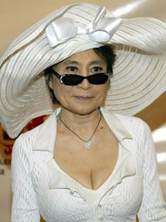 Yoko Ono and EMI Music Partner