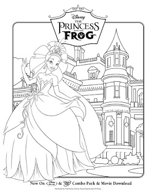 walt disney princesses coloring pages. walt disney pictures has