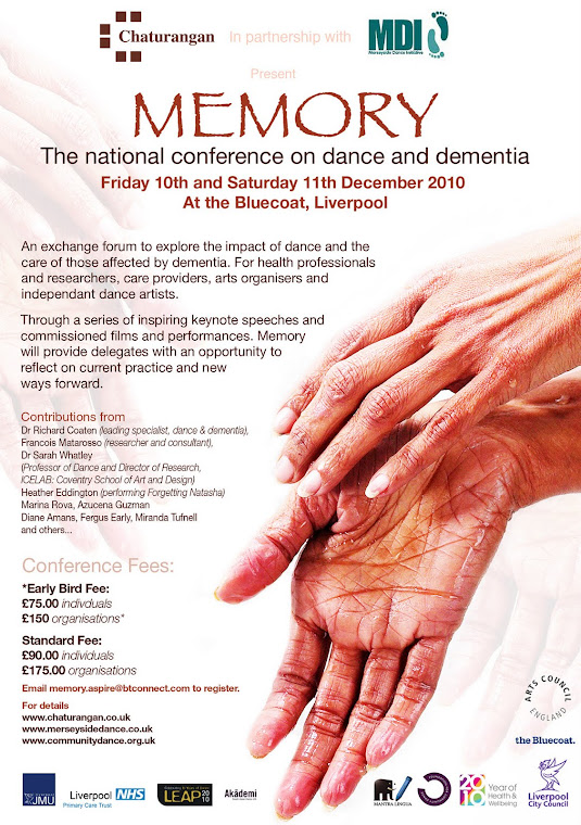 1st national Dance &amp; Dementia Conference