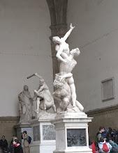 Florence, in Loggia dei Lanzi
