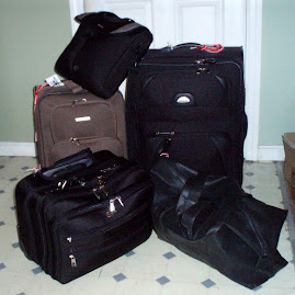 This is just MY luggage.