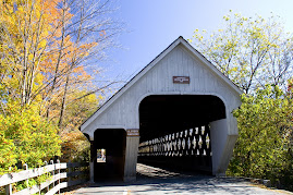 Middle Bridge in Woodstock VT