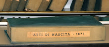Index of Births for 1875, Cascina