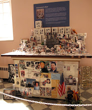 9-11-01 Memorial Alter