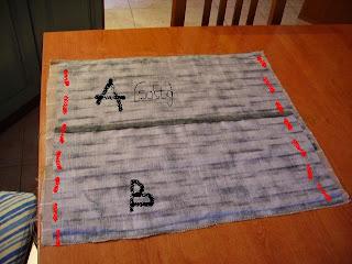 Cucire federa cuscino senza cerniera modificare una - Porcherie da fare a letto ...