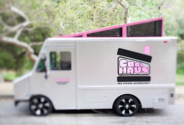 culinary sagacity food trucks are hot but gourmet ice. Black Bedroom Furniture Sets. Home Design Ideas