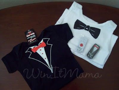 WinItMama WINS Tuxedo T-Shirts Online Review