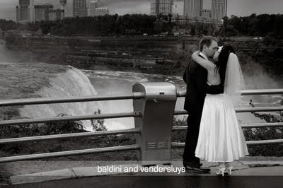 Niagara Falls Wedding Niagara Falls Elopement Photography