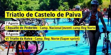 Triatlo de Raiva-Castelo de Paiva