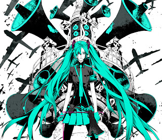 Hatsune Miku War is Love