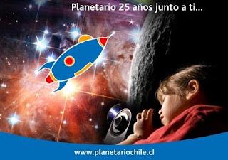 Afiche de 'Día del Niño Espacial'