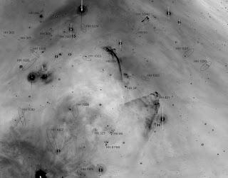 Imagen de Lynds 1641 obtenida por el telescopio Subaru