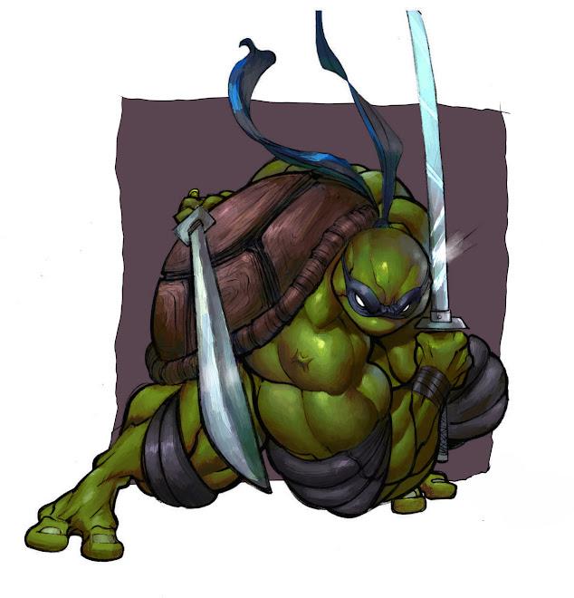 Mister med - Leonardo tortues ninja ...