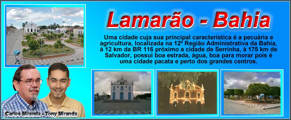 Lamarão - Bahia