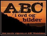 ABC i ord og bilder.