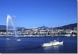 Mi infancia, Genève.