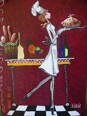 I bellissimi quadri della mia amica Valeria: