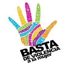 SEÑOR:RUEGO POR TODAS LAS MUJERES QUE PADECEN VIOLENCIA EN EL MUNDO.