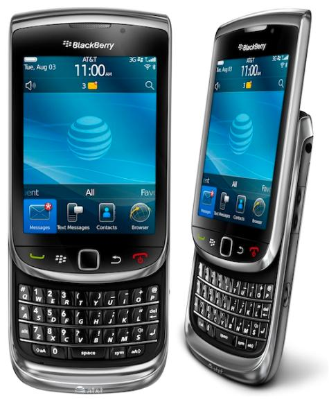BlackBerry Torch 9800 Slider Manual User Guide