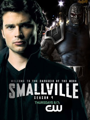 Smallville Season 9 by KyleXY93 405x540 Download   Smallville   Todas Temporadas Completas   Dual Audio